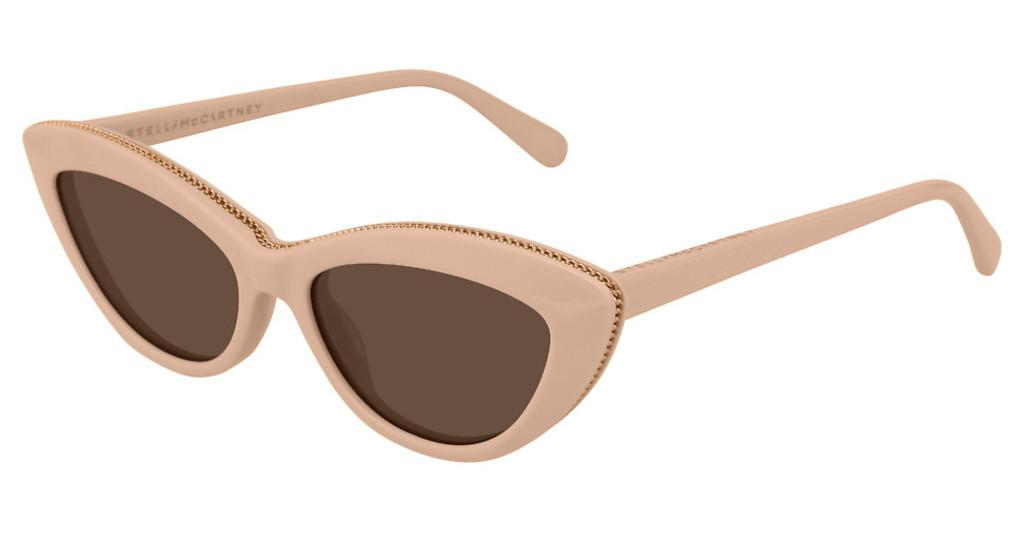 Stella McCartney   SC0187S 003 BROWNPINK