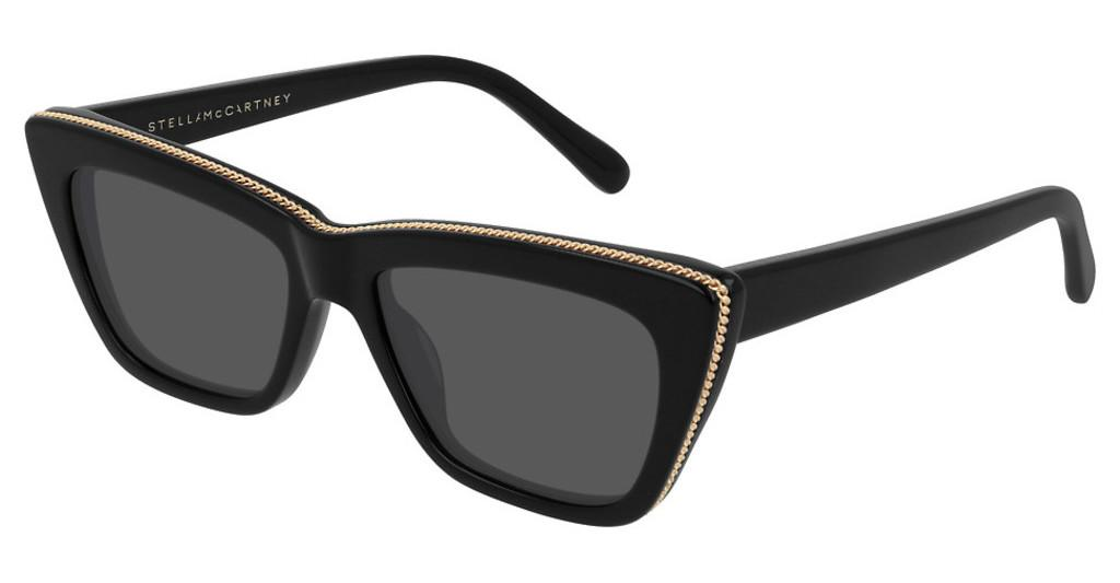 Stella McCartney   SC0188S 005 SMOKEBLACK