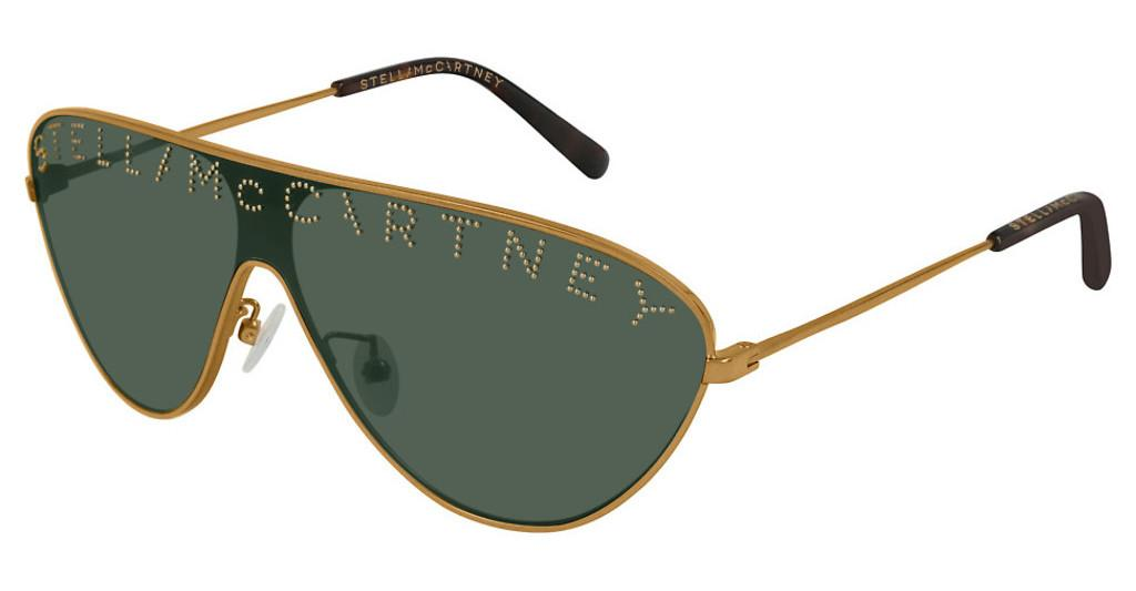 Stella McCartney   SC0195S 001 GREENGOLD