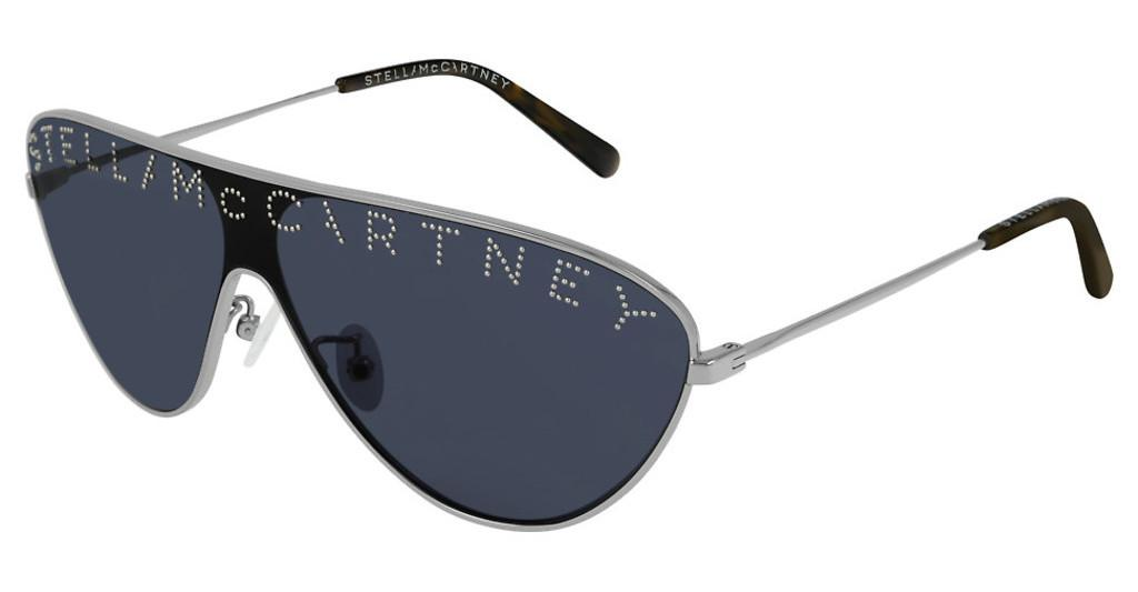 Stella McCartney   SC0195S 002 BLUESILVER