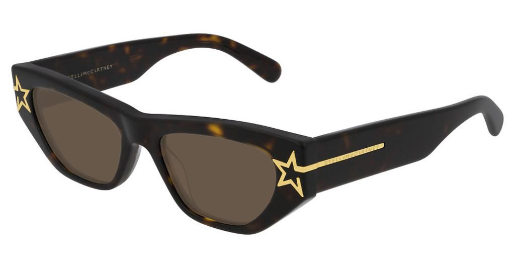 Stella McCartney   SC0209S 002 BROWNHAVANA