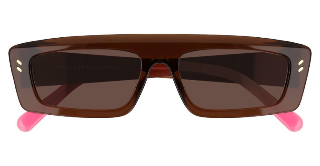 Stella McCartney   SC0231S 004 BROWNBROWN