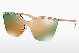 Ophthalmic Glasses Bvlgari BV6093 20144Z - Pink, Gold