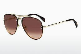 Ophthalmic Glasses Céline CL 41392/S J5G/US - Gold