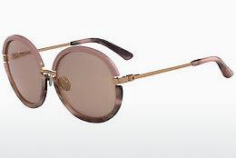 Ophthalmic Glasses Calvin Klein CK8056S 604 - Pink, Tortoise