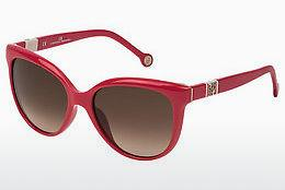 Ophthalmic Glasses Carolina Herrera SHE697 07FU - Red