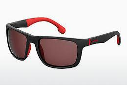 Ophthalmic Glasses Carrera CARRERA 8027/S BLX/W6 - Black, Silver, Red
