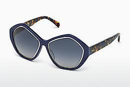 Ophthalmic Glasses Emilio Pucci EP0019 90W - Blue, Shiny