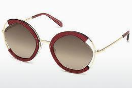 Ophthalmic Glasses Emilio Pucci EP0073 72K - Gold, Rosa