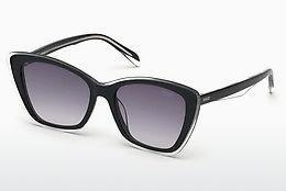 Ophthalmic Glasses Emilio Pucci EP0107 03B - Black, Transparent