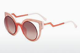Ophthalmic Glasses Fendi FF 0137/S NUG/4C - Orange, Pink