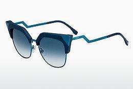 Ophthalmic Glasses Fendi FF 0149/S ZI9/08 - Blue