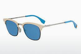 Ophthalmic Glasses Fendi FF 0228/S SCB/KU - Silver, Blue
