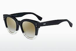 Ophthalmic Glasses Fendi FF 0239/S 71C/FQ - Black, Yellow