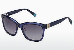 Ophthalmic Glasses Furla SFU041 0J62 - Blue, Transparent