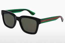 Ophthalmic Glasses Gucci GG0001S 002