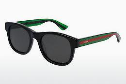Ophthalmic Glasses Gucci GG0003S 006 - Black