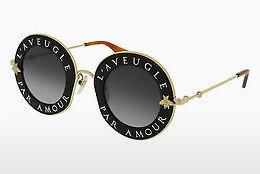 Ophthalmic Glasses Gucci GG0113S 001