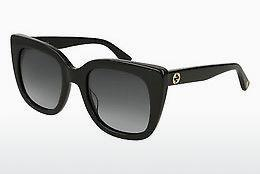 Ophthalmic Glasses Gucci GG0163S 001 - Black