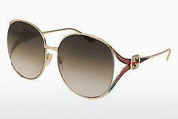 Ophthalmic Glasses Gucci GG0225S 002 - Gold