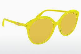 Ophthalmic Glasses Gucci GG0257S 004 - Yellow