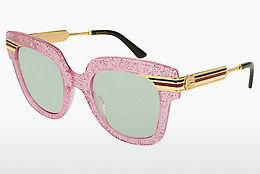 Ophthalmic Glasses Gucci GG0281S 005 - Pink