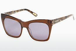 Ophthalmic Glasses Guess by Marciano GM0759 45G - Brown, Bright, Shiny