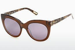 Ophthalmic Glasses Guess by Marciano GM0760 45G - Brown, Bright, Shiny