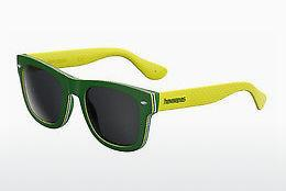 Ophthalmic Glasses Havaianas BRASIL/L 1RI/Y1 - Green, Yellow