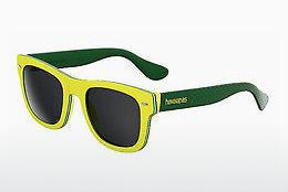 Ophthalmic Glasses Havaianas BRASIL/L 1RN/Y1 - Yellow, Green