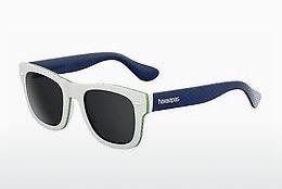 Ophthalmic Glasses Havaianas BRASIL/M 16Q/Y1 - White, Blue