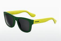 Ophthalmic Glasses Havaianas PARATY/L QPN/Y1 - Green, Yellow
