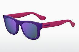 Ophthalmic Glasses Havaianas PARATY/M QPV/TE - Purple