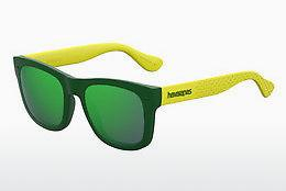 Ophthalmic Glasses Havaianas PARATY/S QPN/Z9 - Green, Yellow