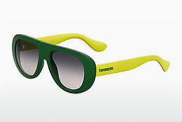Ophthalmic Glasses Havaianas RIO/M QPN/LS - Green, Yellow