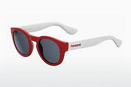 Ophthalmic Glasses Havaianas TRANCOSO/M QT5/9A - Red, White