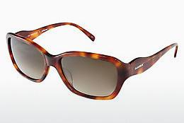 Ophthalmic Glasses Jil Sander JS647S 214 - Brown, Havanna