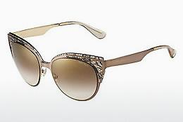 Ophthalmic Glasses Jimmy Choo ESTELLE/S ENZ/QH - Brown, Gold