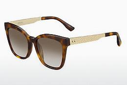 Ophthalmic Glasses Jimmy Choo JUNIA/S BHZ/J6 - Gold, Brown, Havanna
