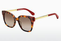 Ophthalmic Glasses Kate Spade CAELYN/S 65T/HA - Red, Brown, Havanna
