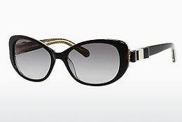 Ophthalmic Glasses Kate Spade CHANDRA/S PEU/F8 - Black, Gold