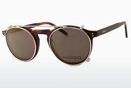 Ophthalmic Glasses Mango MN1803 18 - Brown