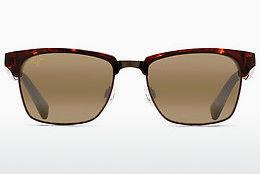 Ophthalmic Glasses Maui Jim Kawika H257-16C - Gold, Havanna