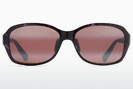 Ophthalmic Glasses Maui Jim Koki Beach R433-28T - Purple, Havanna