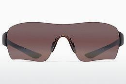 Ophthalmic Glasses Maui Jim Night Dive H521-25M - Brown