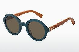 Ophthalmic Glasses Max Mara MM TAILORED III LWS/8E - Blue, Orange