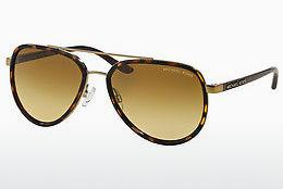 Ophthalmic Glasses Michael Kors PLAYA NORTE (MK5006 10342L) - Gold, Brown, Havanna