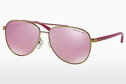 Ophthalmic Glasses Michael Kors HVAR (MK5007 10397V) - Gold, Pink