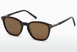 Ophthalmic Glasses Mont Blanc MB700S 55E - Havanna, Brown