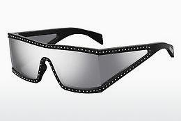 Ophthalmic Glasses Moschino MOS004/S BSC/DC - Black, Silver